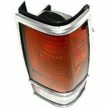 TAIL LIGHT LEFT SIDE GM2800105 FOR 82-93 CHEVY GMC PICKUP (W/CHROME TRIM) image 3