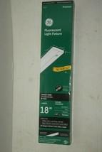 GE Premium 18 Inch Fluorescent Under Cabinet Light Fixture Direct Wire 10113 - $19.79