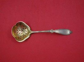"Bedford by Gorham Sterling Silver Sugar Sifter Goldwashed 5 1/4"" - $89.00"