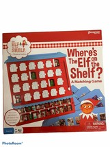 Elf on the Shelf: Where's the Elf on the Shelf? Christmas Game by Pressman - $15.84