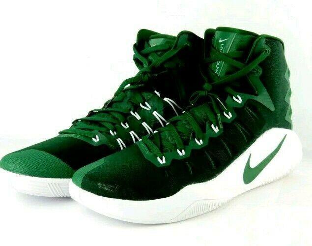 Nike Hyperdunk 2016 TB Men's Basketball Shoes Green 856483-331 US Size 12.5 New