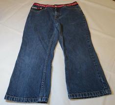 Tommy Hilfiger Tommy Ragazze Jeans Ragazzi 14 Ray-Bgj 255312 Blu Jean ^ - $21.37