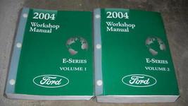 2004 ford econoline e-series e series van service repair workshop manual w - $138.72