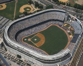 1996 YANKEE STADIUM 8X10 PHOTO BASEBALL PICTURE NEW YORK YANKEES NY AERI... - $3.95