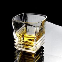 2pcs Pagoda Whisky Glass Scotch Whiskey Tumbler Rum Vodka Spirits Liquor... - $28.71