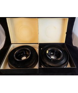 EASTMAN KODAK CAROUSEL SLIDE TRAYS Set of 2 Carousels Holds 140 and 80 S... - $13.85
