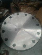 """6BLRF 300 lb. B16 .5 A/SA182 F316/316L  Steel Flange  12 11/2"""" OD image 3"""