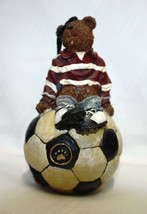 The Boyd Collection ~ Teddy Bear Soccer Player ~ ORNAMENT - $11.39