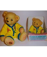 Cherished Teddies Toybox Teddies Andie and Cherished Teddies Bank RARE  - $6.95
