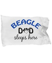 Beagle Mom and Dad Pillow Cases (Dad) - $9.75