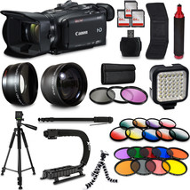 Canon XA35 HD Professional Video Camcorder + Mega Accessory Bundle Kit - $2,448.12