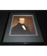 President James Polk Framed 11x14 Photo Display - $34.64
