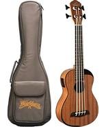 Oscar Schmidt Comfort Series Bass Ukulele, Mahogany Top, Back & Sides - $237.06