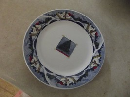 Oneida Snow Valley salad  plate (A) 2 available - $3.91