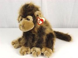 """New Ty B EAN Ie Classic Cha Cha The Monkey.Buddy 10"""" - 1998 - Nice Gift Nwt - $19.99"""