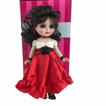 """Marie Osmond Adora Gallito Belle Porcelain Doll Dancing With The Stars 12"""" Box - $46.36"""