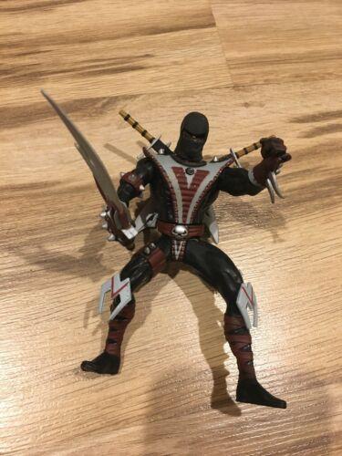 1995 McFarlane Toys Spawn Ninja Spawn Action Figure w All Weapons Rare Vintage