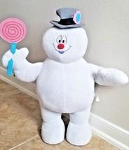 "Frosty the Snowman Warner Bros 24"" Door Greeter Christmas Decor Collectible - $39.59"