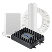 SureCall Fusion4Home 3G/4G/LTE Cell Phone Signal Booster Kit Omni/Panel ... - $499.99
