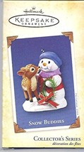 HALLMARK 2004 SNOW BUDDIES # 7 IN SERIES - $32.01