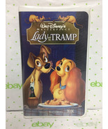 VHS Tape Lady and the Tramp (1998, Clam Shell) - $9.85