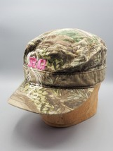 Realtree Girl Pink Logo Hat Cap Camouflage - $9.89