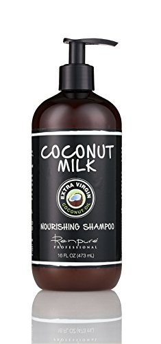 Renpure Coconut Milk Nourishing Shampoo, 16 Ounce