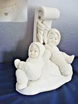 Snowbabies How Many Days Until Christmas Figurine - $19.79