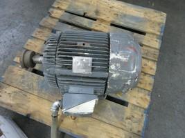 Westinghouse Motor Tbfc 680B523G55 25HP 3PH Parker Hannifin Hydraulic Press - $899.99