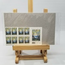 American Treasures Louis Comfort Tiffany USPS Sheet 20 Stamps 2006 41 Cent Rate - $14.73
