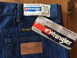Wrangler Vintage Cutoff J EAN Shorts Cut Off W 42 Distress Usa New Nwt - $34.08