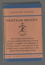 Tristram Shandy - Laurence Sterne - SC The Modern Library - We Combine S... - $24.29