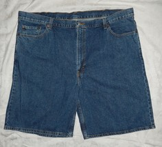 Levi's 550 Relaxed Fit Denim Shorts Men's Size  47 x 10 - $14.99