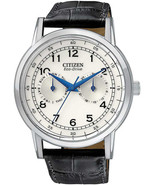 Men's Citizen Eco-Drive Day And Date Dress Watch AO9000-06B NEW IN BOX  - $148.48