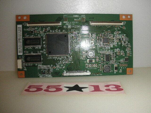 Hitachi L42A403 LCD T-Con Control Board Unit 35-D033150  V420H1-C12 - $31.68