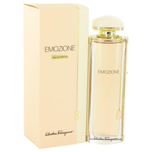 Emozione by Salvatore Ferragamo Eau De Parfum Spray 3.1 oz - $65.00