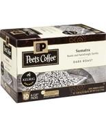 Peet's Coffee Sumatra Keurig K-Cups - $15.79