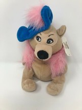 "Teddi Bara 7"" Authentic Critter Country Disney Parks Soft Plush Figure A8 - $8.95"