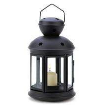 Black Lantern Candle Holder, Colonial Iron Metal Lanterns For Candles Ou... - €16,39 EUR