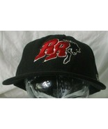 Texas Rough RiderBaseball Fitted Black Hat/ Cap 7 3/8 58.7cm New Era  - $14.85