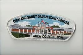 Detroit Area Council SA-85 Dick and Sandy Dauch Scout Center CSP - $6.93