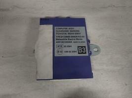 07-11 LEXUS GS450 CLEARANCE WARNING MODULE (89340-30031) OEM - $124.97