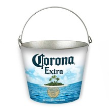 Corona Extra Island Beach Scene Beer Bucket With Built In Bottle Opener ... - €23,95 EUR