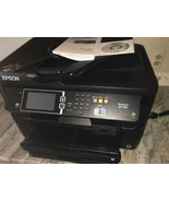 Epson WorkForce WF-7620 All-in-One Printer Used - $333.68