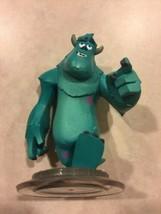 "Disney Infinity Figure James P Sullivan Sully 3.5"" Pixar Monsters Inc - $5.00"