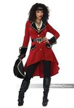 California Costumes High Seas Heroine Pirate Adult Women Halloween Costu... - $48.65