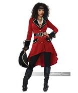 California Costumes High Seas Heroine Pirate Adult Women Halloween Costume 01429 - $48.65