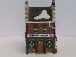 Dept 56 -1995 Faversham Lamps & Oil-SUPER SALE - $15.67