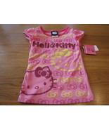 Girls Hello Kitty shirt HK53071 Doll  Pink DLP 5 NWT^^ - $6.20