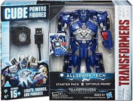 Transformers Allspark Tech Starter Pack Optimus Prime Bundle NIB 2 Prime - $47.49